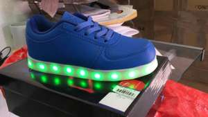 Liverpool: Tenis luces led