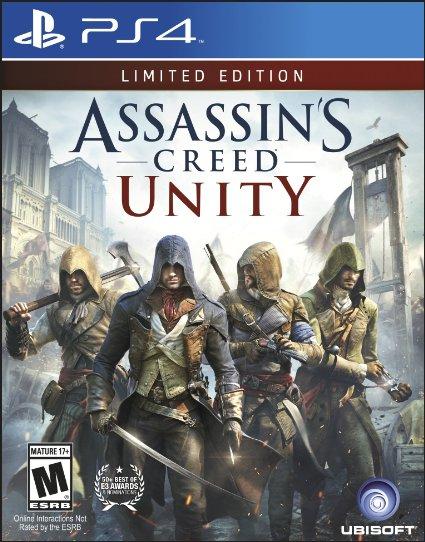Amazon: Assassin's Creed Unity (PC, PS4, XBox One) $600 con envío