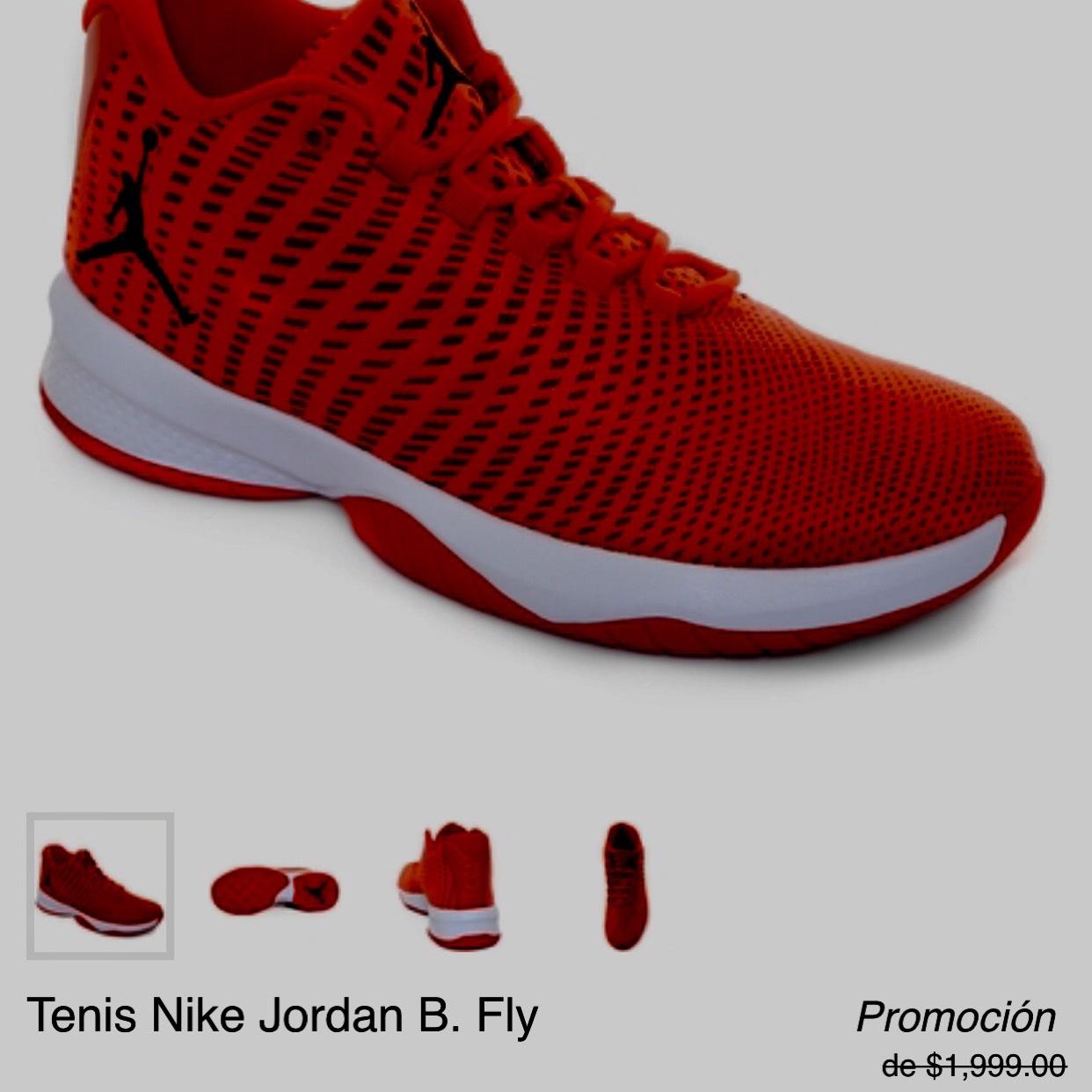 Netshoes NBA Tienda: Tenis Jordan con descuento, meses sin intereses y envío gratis