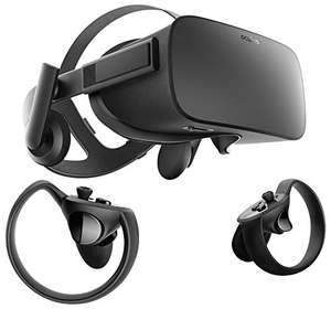 Amazon: Oculus Rift con Touch.