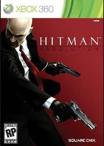 Xbox Live: Hitman Absolution gratis