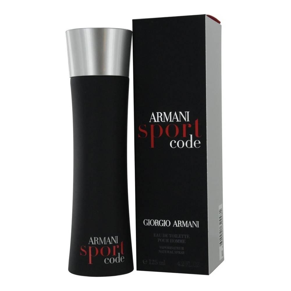 WALMART - Armani Sport Code con cupón de $1590 a $899.25 (Ahorro $690) Envío Gratis