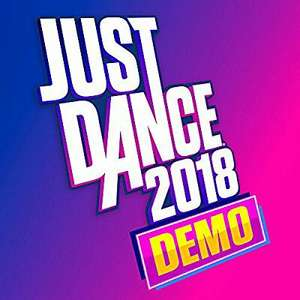 Amazon: Demo Just Dance 2018 Nintendo Switch