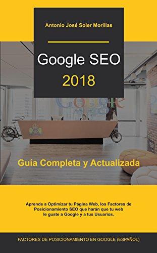 Amazon Kindle: Dominar Posicionamiento en Google para tu página web, GRATIS !!