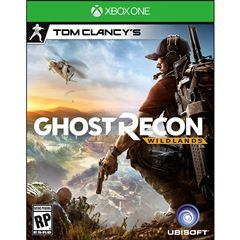 Sanborns: Xbox One Ghost Recon Wildands
