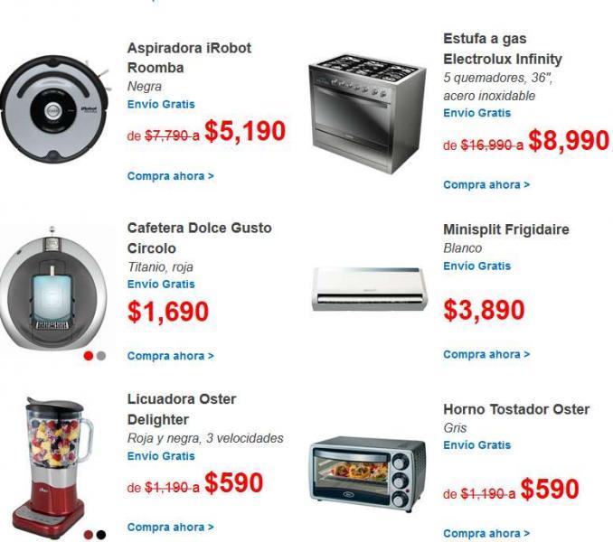 Walmart.com: refrigerador French Door 22' Samsung $10,990 y más