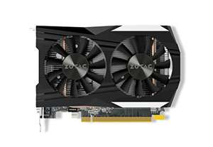 Amazon: Tarjeta de Video Nvidia Zotac 1050 Ti 4GB OC ZT-P10510B-10L