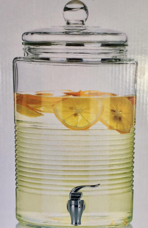 Walmart: Dispensador de vidrio 8 litros $33.01 !! Kit EMOJI $10.02 y más!...