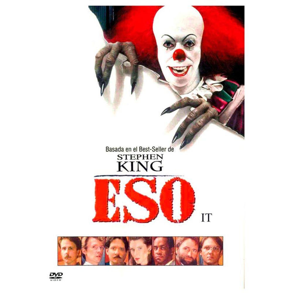Elektra: Eso Stephen King en DVD $40 ademas de otras peliculas al 60%