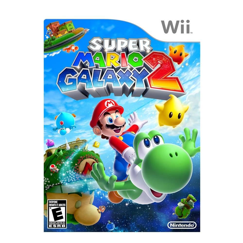 Walmart: Super Mario Galaxy 2 $349 usando cupón