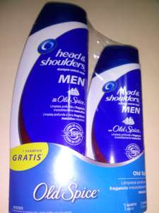 Bodega Aurrerá: Shampoo head & shoulders 400ml + 200ml $39
