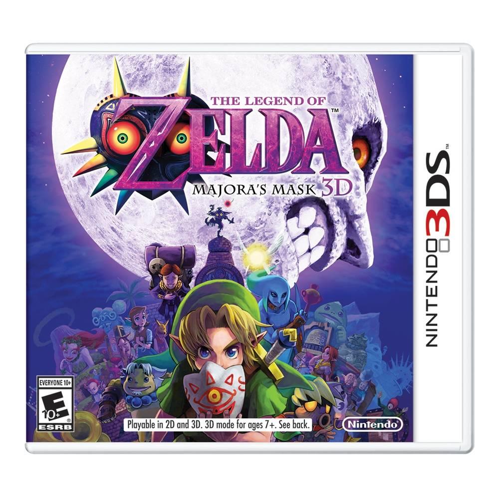 Walmart: Legend Of Zelda Majoras Mask N3DS
