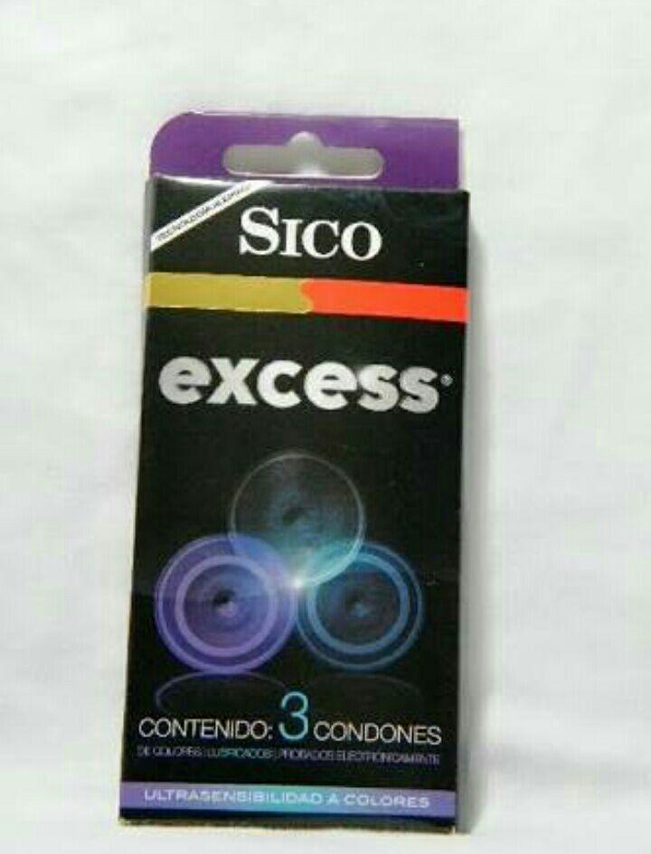 Farmacia San Pablo: Condones sico excess
