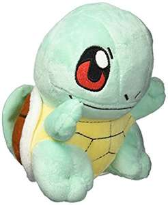 Amazon: peluche de Squirtle a $115