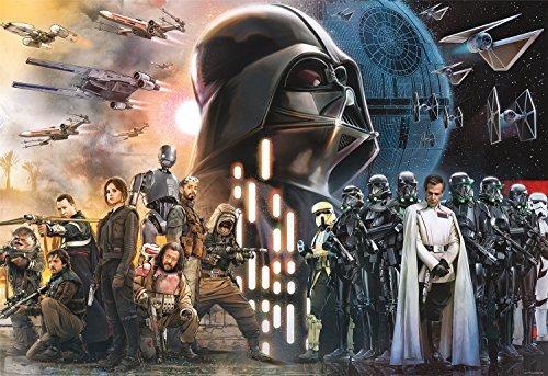 Amazon: Rompecabezas de 2000 piezas - Star Wars Rogue One