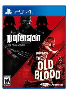 Amazon: Wolfenstein: Two-Pack para PS4 y Xbox One