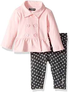 Amazon: Kensie Baby Girls' 2 Piece French Terry Set
