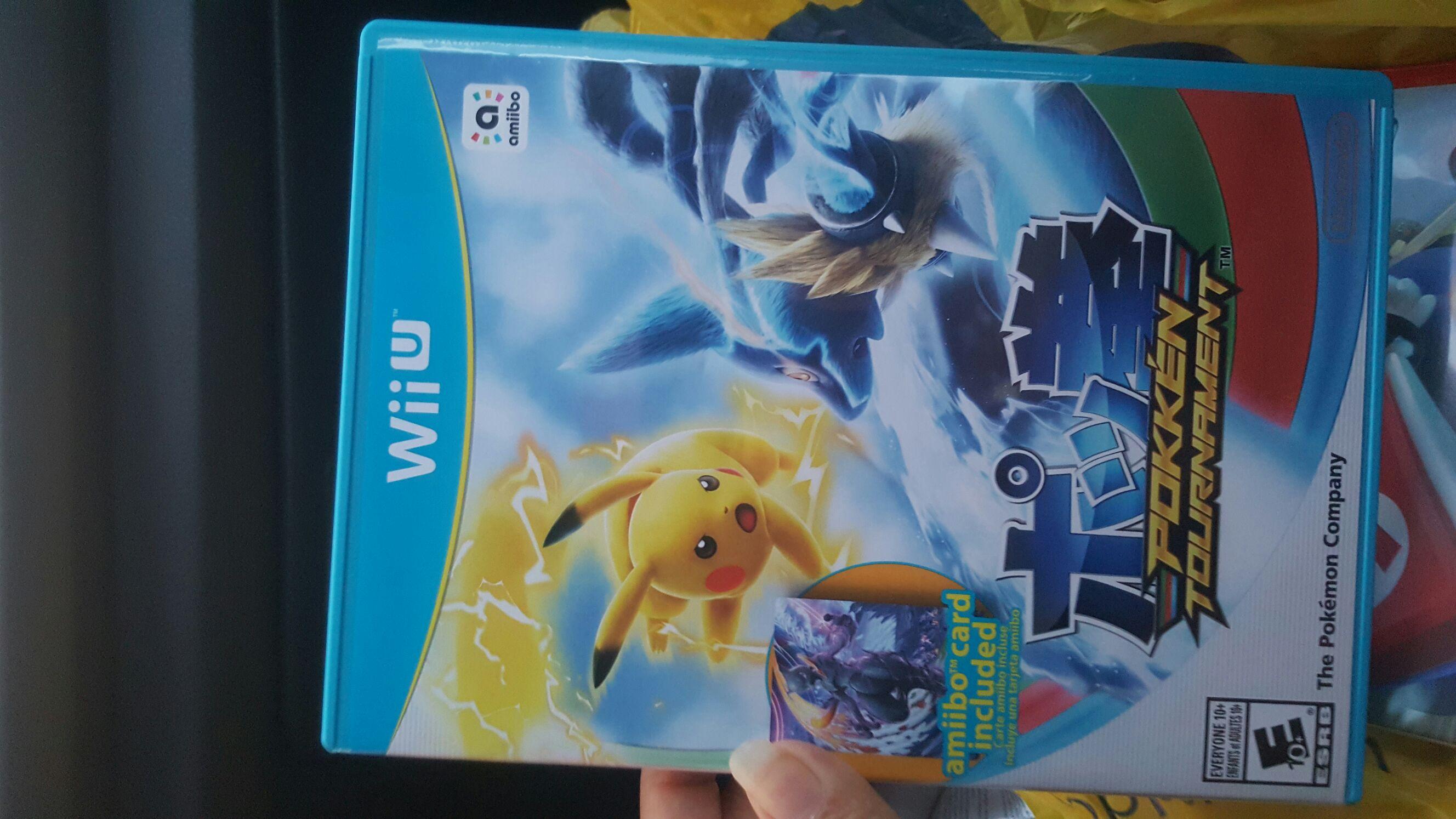 Coppel: Pokkén Tournament para Wii U a $180 y Mario Kart 8 a $234