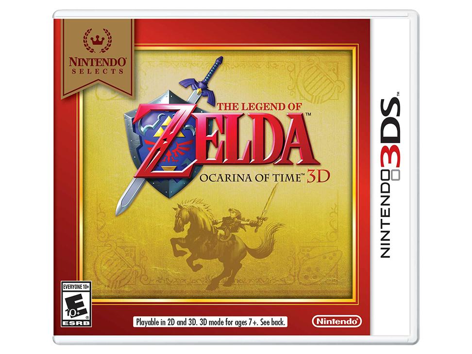 Liverpool: The Legend of Zelda: Ocarina of Time 3D Nintnedo 3DS