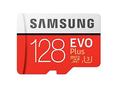 GearBest: Micro SD 128gb Samsung evo plus clase 10 u3