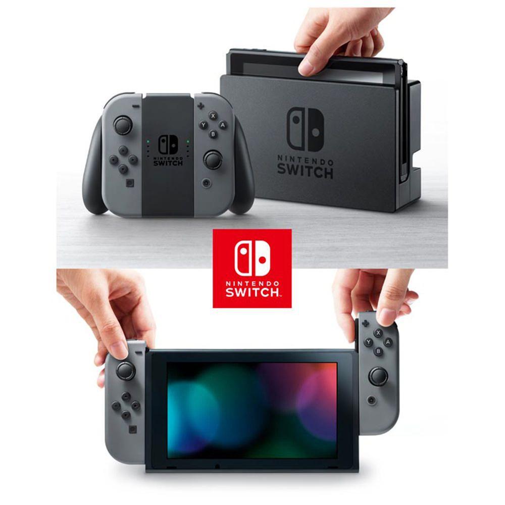 Elektra: Nintendo Switch Gris en promoción, descuento y a 18 msi