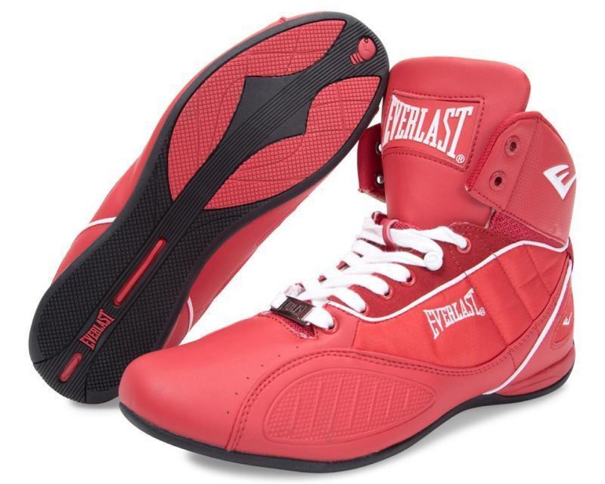Coppel: Tenis Everlast Rojos
