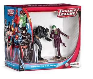 Amazon: Schleich Figurina Batman Vs Guason, color Multicolor
