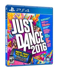Amazon: Just Dance 2016 - PlayStation 4 - Standard Edition
