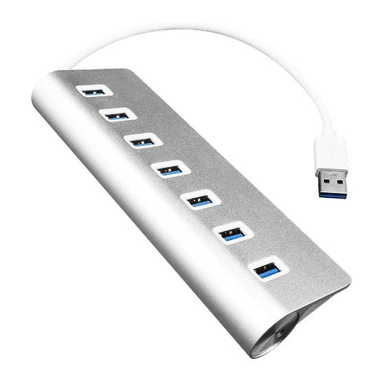 Cafago: Multi USB 7 Puertos 3.0