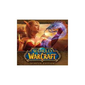 Elektra: WORLD OF WARFCRAFT STARTED EDITION PC $49 Envio Gratis