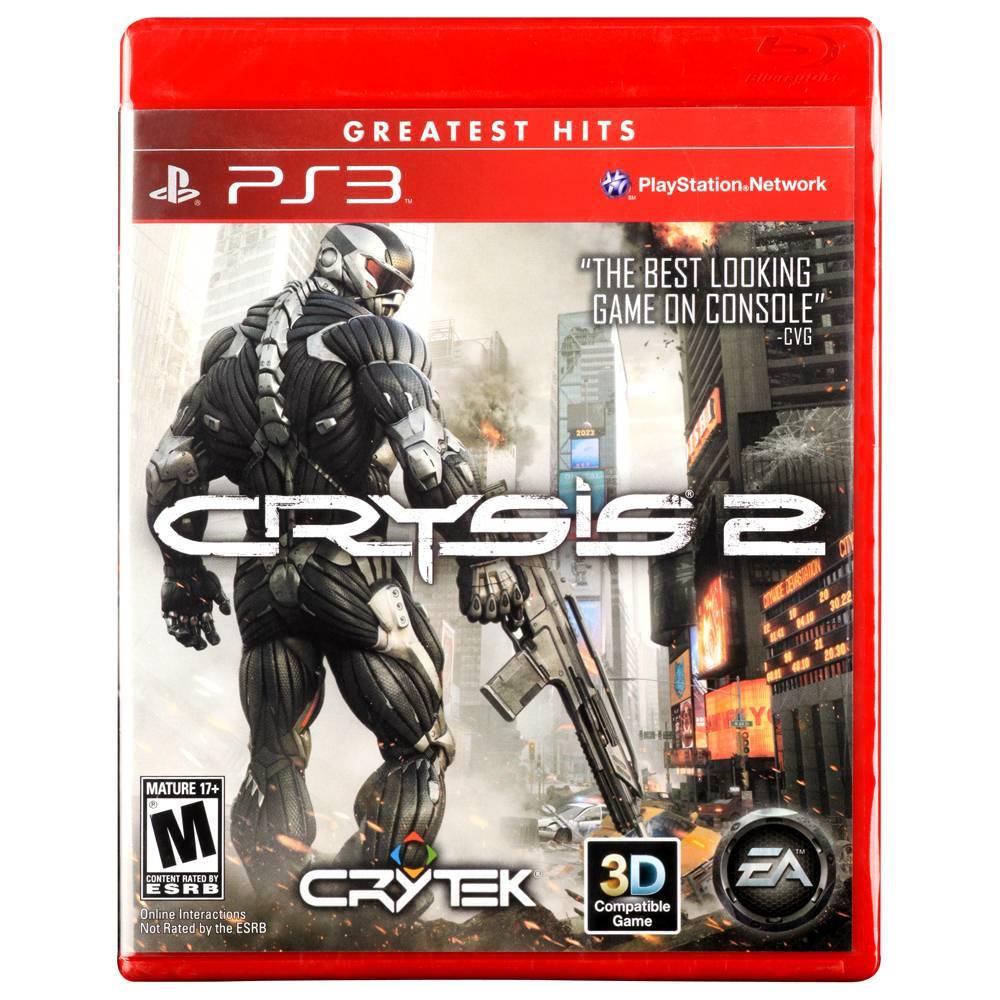 Walmart: Juegos de PS3 y Xbox 360 en $99 y envio gratis (Crysis 2, Killzone 2 NFL 13, Red Faction)