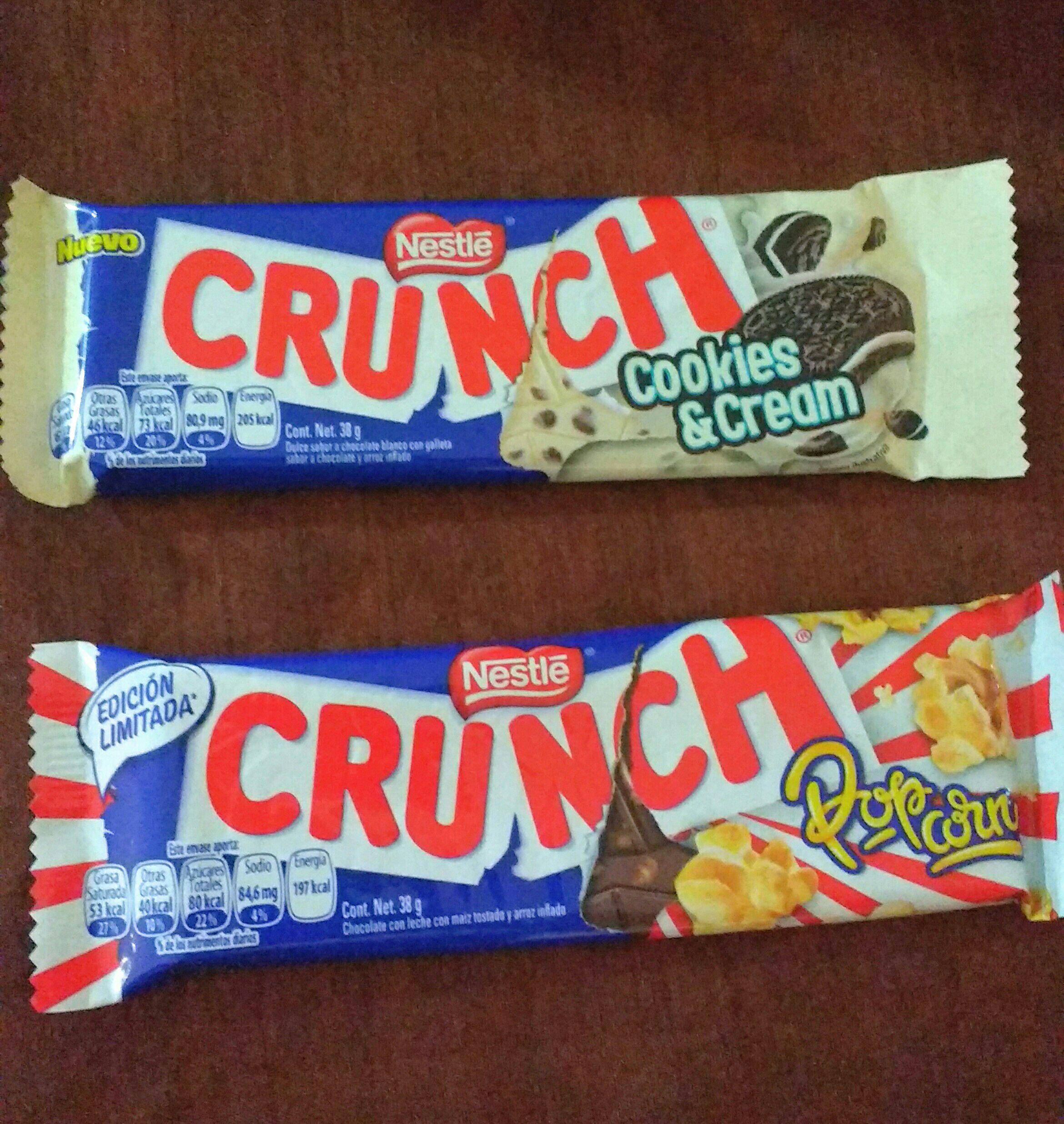 Walmart : Chocolate CRUNCH a $6.02