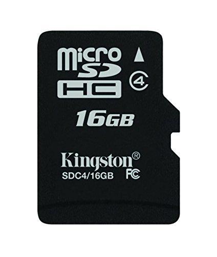 Amazon: Memoria Micro SD 16 GB