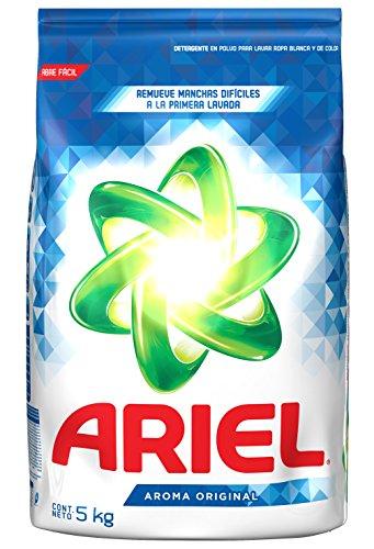 Amazon: Ariel Detergente 5 Kg