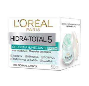Soriana Híper Cancun: Crema-gel Loreal Paris Hidra Total