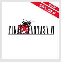 Google Play: Descuentos para juegos de SQUARE ENIX (Todos los Final Fantasy, Chrome Trigger y Dragon Quest)