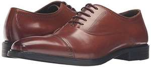 Amazon: Kenneth Cole REACTION - Oxford, color coñac 10US (8mx) y 10.5 a $515