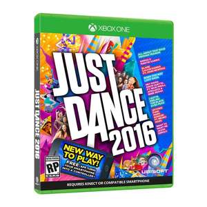 Walmart: JUST DANCE 2016 XBOX ONE
