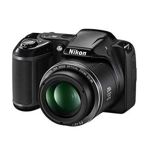 Amazon: Nikon Coolpix L340 20.2MP Digital Camera with 28x Optical Zoom