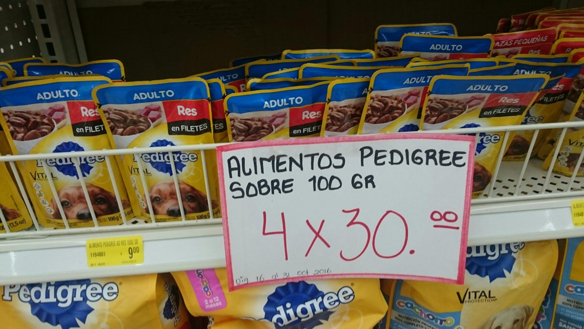 Farmacias Guadalajara:Sobres pedigree