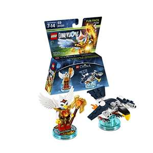 Amazon: LEGO Dimensions Fun Pack Chima Eris - Chima Eris Edition