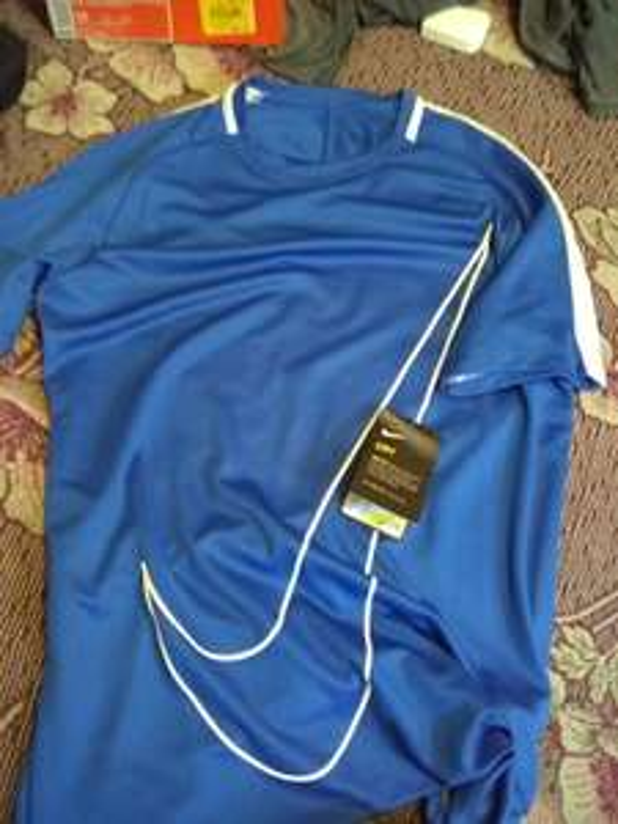 Coppel: Playera Nike Dry Azul de 400 a 159