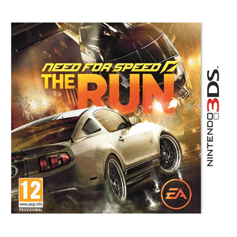 Walmart: Need For Speed The Run para 3DS en $199