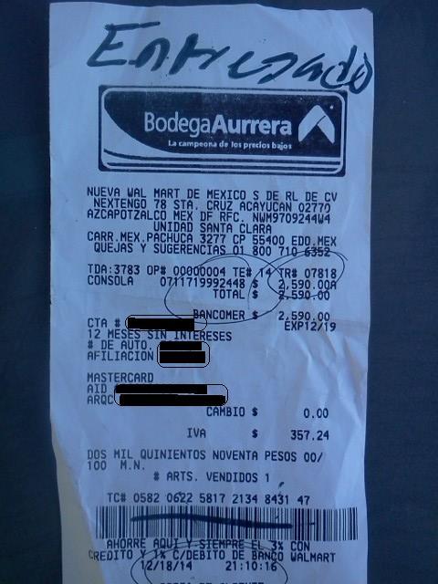 Bodega Aurrerá: Consola PS3 250GB Super Slim $2590 a meses sin intereses