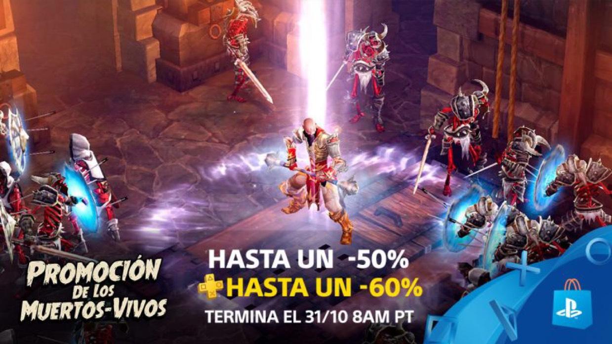 PlayStation: La Semana 2 de la Promoción de los Muertos-Vivos Trae Descuentos de hasta el 50%