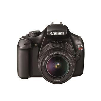 Tienda Canon Eos Rebel T3 Reacondicionada con tripié