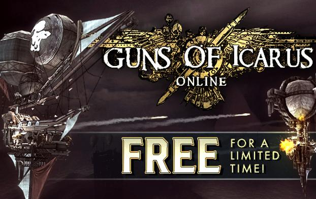 Humble Store: Guns of Icarus Online GRATIS