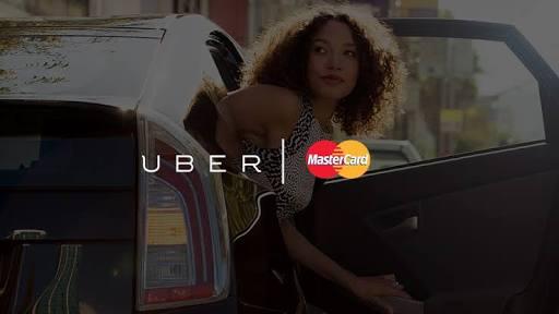 Uber: Dos viajes gratis de $150 pesos Nuevos Usuarios Mastercard