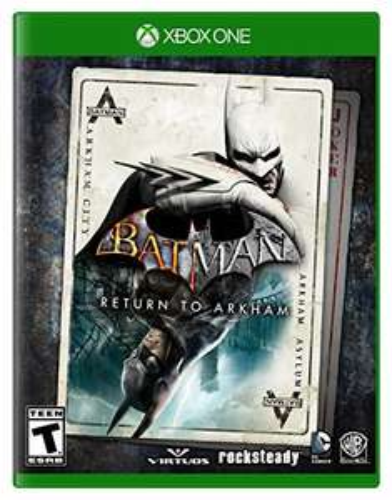 Amazon MX: Batman Return to Arkham para Xbox One