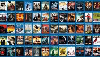 Amazon: Varios títulos en Blu-ray desde $44 pesos hasta $60